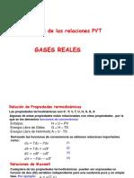Aplicaciones a Gases Reales (1)