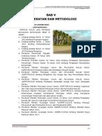 Bab 5 - Pendekatan Dan Metodologi