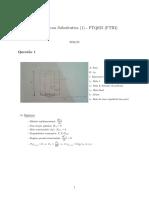 Solução Prova Substitutiva (I)