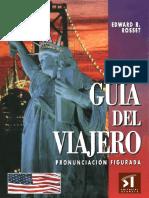 Inglés- Guia Del Viajero, 3ra Edición - Edward R. Rosset