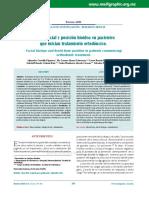 Biotipo Facial y Posición Hioidea