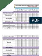 Copia de Cronograma de Capacittaciones SST