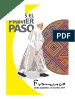 Afiche Visita Del Papa