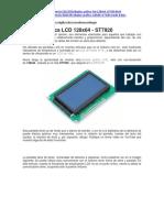 Pantalla Gráfica LCD 128x64