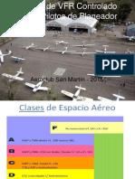 Curso de VFR Controlado Para Pilotos de Planeador
