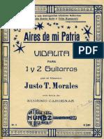 Morales Aires de Mi Patria