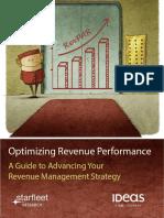 Optimizing Revenue Performance - Starfleet Research - IDeaS