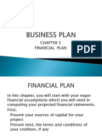 7 Feasibility Study Chapter 5 - Financial Feasibility