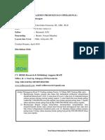 1. Teori Dasar Manajemen Produksi Dan Operasional 12 April 2016