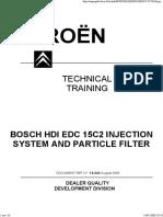 [CITROEN] Manual Sistema de Inyeccion Diesel Bosch HDI EDC 15C2
