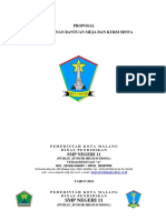 Proposal Meja Kursi 2015