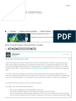 Ark Grand Gaia Chronicles Guide _ Summoners Central