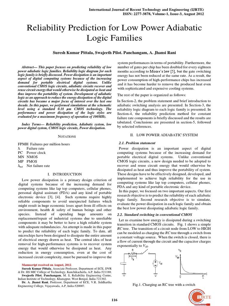 c 0283071312 | Cmos | Reliability Engineering