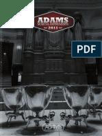 Adams 2011