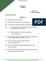 class 9 cbse sample paper science sa2 downlaod .pdf