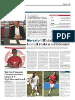 La Provincia Di Cremona 22-07-2017 - Mercato