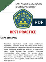 Pramuka Smp Negeri 11 Malang
