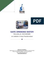 Drinking Water Binder 1095