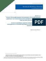Acceso a Los Medicamentos Genericos 2015(2)