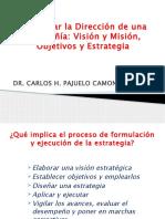 Vision Mision y Objetivos