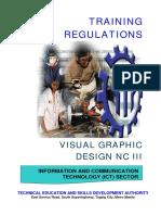 TR - Visual Graphic Design NC III
