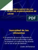 Sistema HACCP en la industria lecheras 2 clase 3.ppt