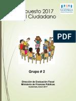 Presupuesto 2017 Para Ciudadano1