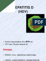 D - E - F vírus hepatitisz