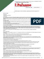Modifican Reglamento para el Cierre de Minas, DS N° 033-2005-EM - DECRETO SUPREMO - N° 036-2016-EM - PODER EJECUTIVO - ENERGIA Y MINAS