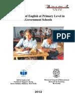 English Primary Level