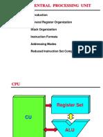 Unit 5 CPU