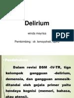Delirium Nda