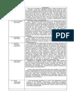 Laboratory Descriptions