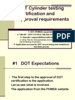 DOT Training & Certification