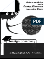 PEBC Pharmacist Evaluation Exam