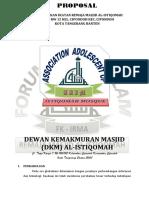 Proposal Remas Istiqomah