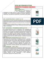 PRODUCTOS BIOINNOVA