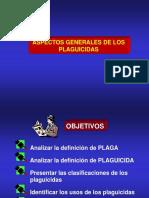 Conceptos y Clasificacion de Plaguicidas