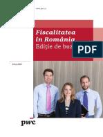 Fiscalitatea-editie de Buzunar