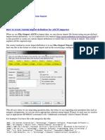 AmiBroker Knowledge Base » Import