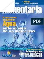 Agua - Alimentaria - 84