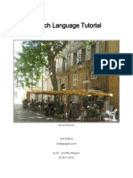 French Tutorial Sample