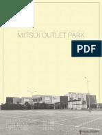 BUILDING SERVICES REPORT (MITSUI OUTLET PARK)