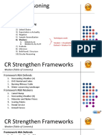 CR Framework Applications - Weakens