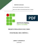 Florianopolis PPC Engenharia Mecatronica