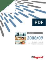 Cat Prod y Stmas para Instal Eléct y Redes Inf_2008-09.pdf
