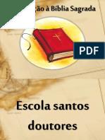 Introdução à Bíblia Sagrada - 12 Tradição, Escrituras e Magistério.pdf