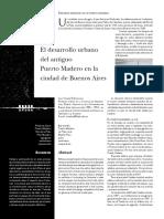 el desarrollo urbano del antiguo puerto madero.pdf