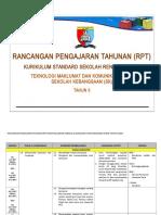 RPT Teknologi Maklumat & Komunikasi 4