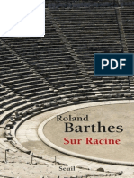 BARTHES, Roland -  Sur Racine.epub